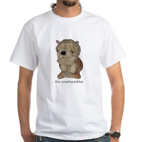 Unadoptables 2 White T-Shirt