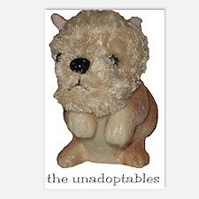 Unadoptables 2 Postcards (Package of 8)