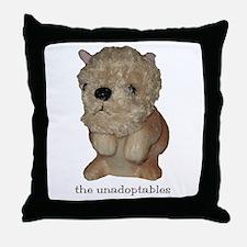 Unadoptables 2 Throw Pillow