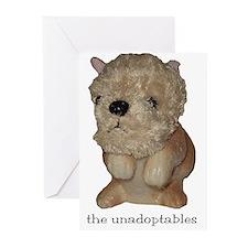 Unadoptables 2 Greeting Cards (Pk of 20)