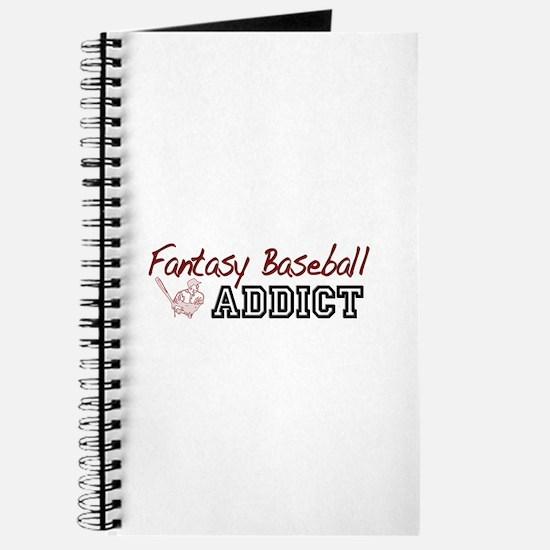Fantasy Baseball Addict Journal
