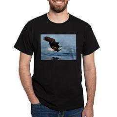 Bald Eagle Fishing T-Shirt