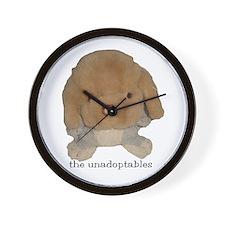 Unadoptables 3 Wall Clock