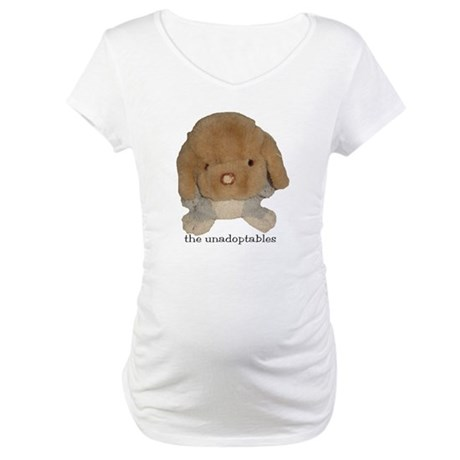 Unadoptables 3 Maternity T-Shirt