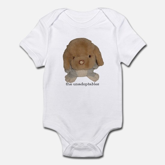 Unadoptables 3 Infant Bodysuit