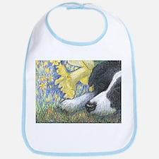 Daffodil dreaming Bib