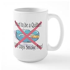 1000 Days Smoke Free Mug