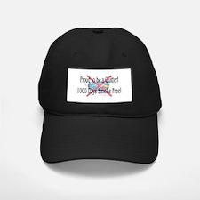 1000 Days Smoke Free Baseball Hat