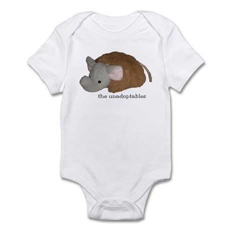Unadoptables 4 Infant Bodysuit