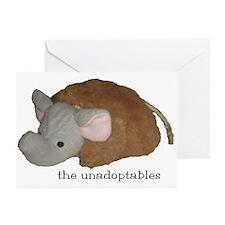 Unadoptables 4 Greeting Cards (Pk of 20)
