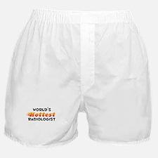 World's Hottest Radio.. (B) Boxer Shorts