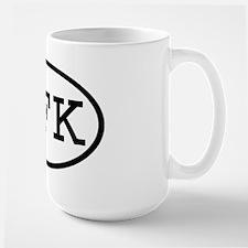 LFK Oval Mug