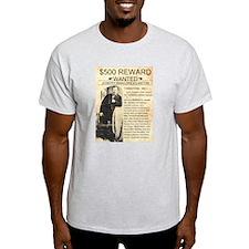 Wanted Ike Clanton T-Shirt