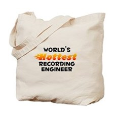 World's Hottest Recor.. (B) Tote Bag