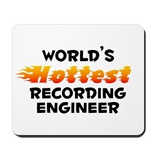 World's Hottest Recor.. (B) Mousepad