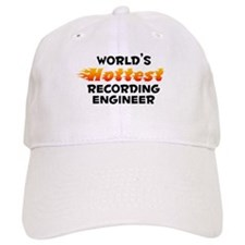 World's Hottest Recor.. (B) Baseball Cap