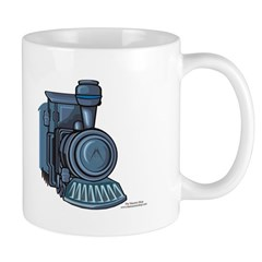 Railroad Mason Mug