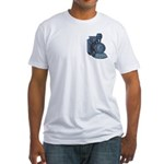 Railroad Mason Fitted T-Shirt