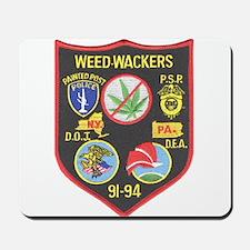 Weed-Wackers Mousepad