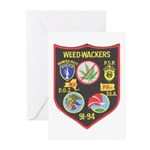 Weed-Wackers Greeting Cards (Pk of 10)