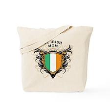 Number One Irish Mom Tote Bag