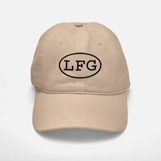 LFG Oval Baseball Baseball Cap