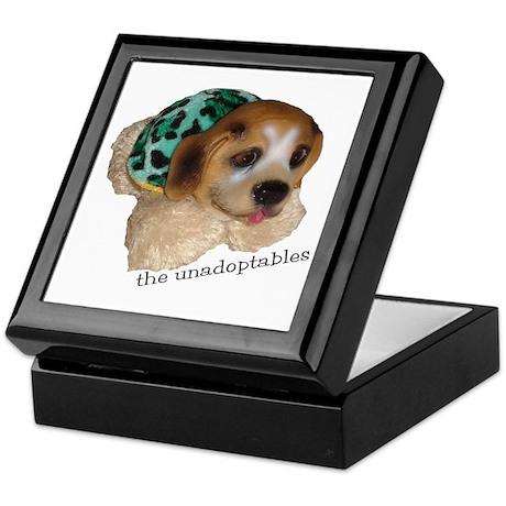 Unadoptables 5 Keepsake Box