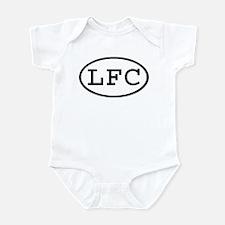 LFC Oval Onesie