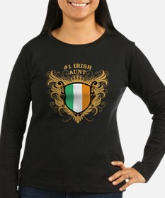 Number One Irish Aunt T-Shirt