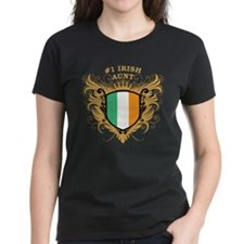 Number One Irish Aunt Tee