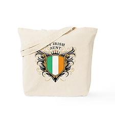 Number One Irish Aunt Tote Bag