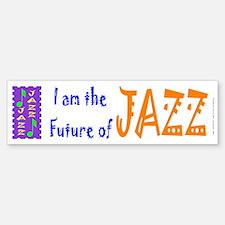 Future of Jazz Kids Bumper Bumper Bumper Sticker