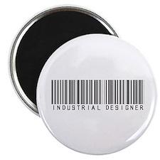 Industrial Designer Barcode Magnet
