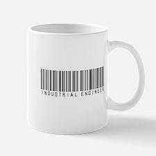 Industrial Engineer Barcode Mug