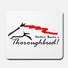 Thoroughbred Mousepad