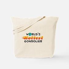 World's Hottest Gondo.. (C) Tote Bag