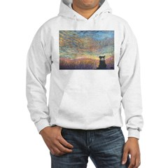 In the colour of evening Hoodie