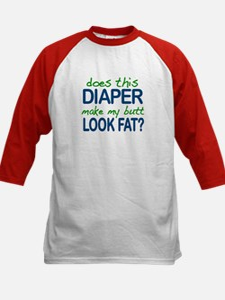 Diaper Fat Butt Tee