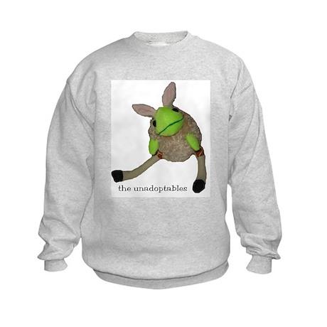 Unadoptables 6 Kids Sweatshirt
