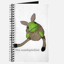 Unadoptables 6 Journal