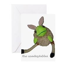 Unadoptables 6 Greeting Cards (Pk of 20)