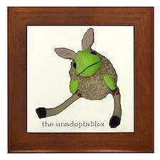 Unadoptables 6 Framed Tile