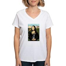 Mona Lisa / Chihuahua Shirt