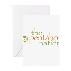 The Pentaho Nation Greeting Cards (Pk of 10)