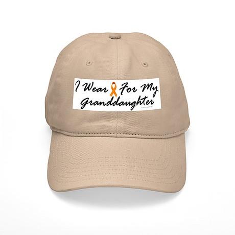 I Wear Orange For My Granddaughter 1 Cap