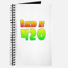 Funny 420 art Journal