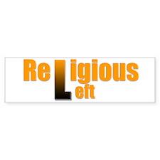 Religious Left Bumper Bumper Sticker