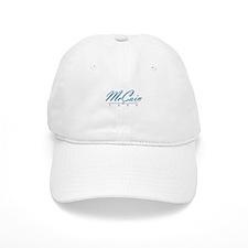 McCain 2008 (script) Baseball Cap
