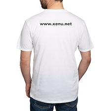 Hubbard_money_white T-Shirt