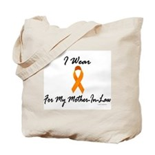 I Wear Orange For My Mother-In-Law 1 Tote Bag